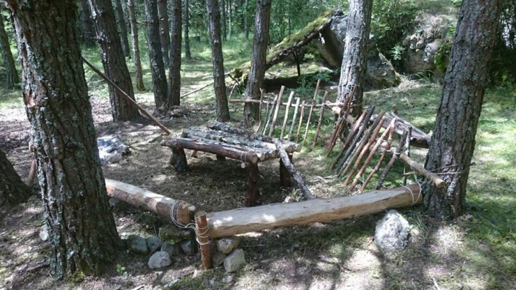 3 sessions bivouac & bushcraft : 1 seul article