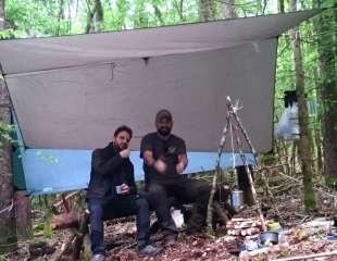 Bivouac 2 jours Forêt de la Grésigne